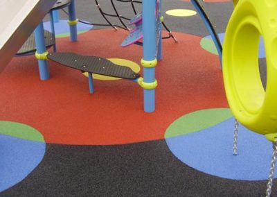 Playground Fall Height Surfacing