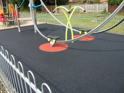 Howden After Playground Surfacing