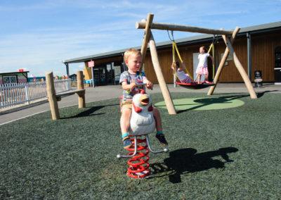 Mulchbond<sup>®</sup> playground surfacing