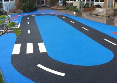 Road Play Markings