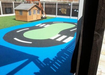 Nursery Play Markings