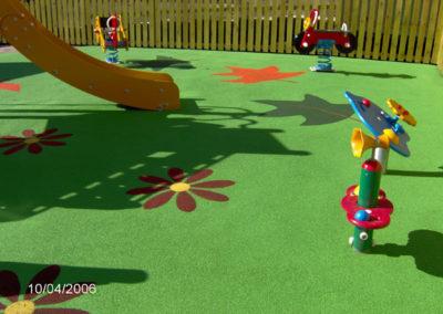 Nursery Wet Pour Playground