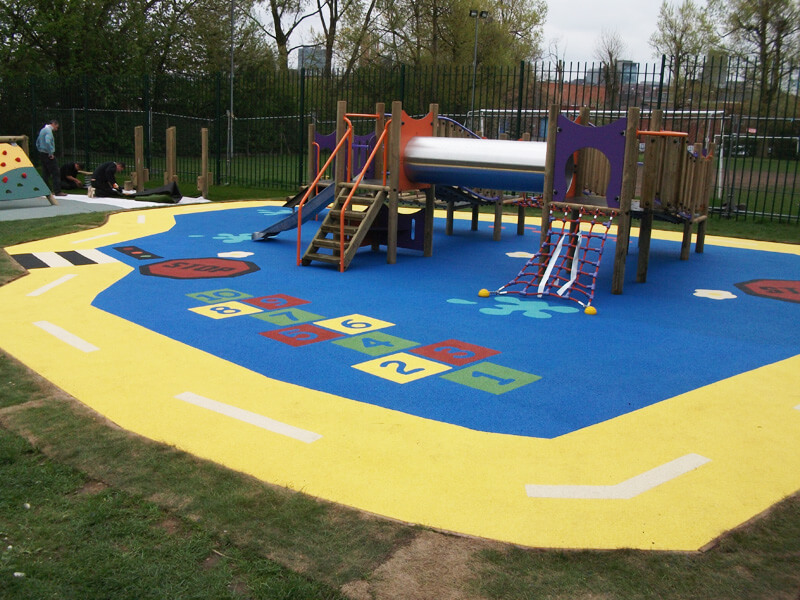 Safety Surfacing Solutions for your playground