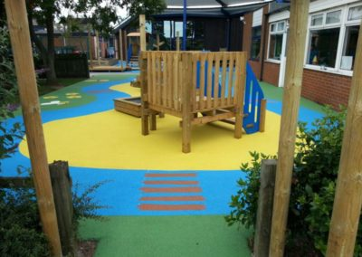 Primary School Playground Surfacing