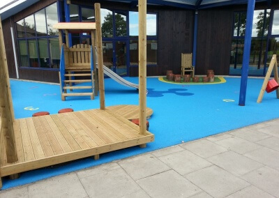 Playschool Playground Surfacing