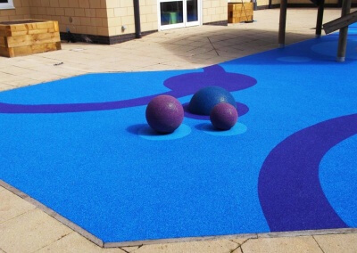 North Wales Playground Surfacing