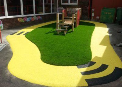 westleigh primary school wigan playground