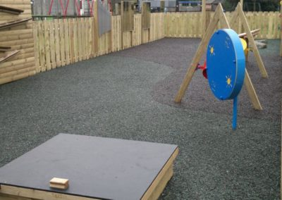 playground rubber mulch surfacing