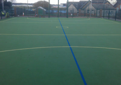 Football Pitch Markings