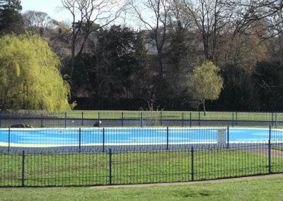 St Albans Splash Park Wet Pour Surfacing