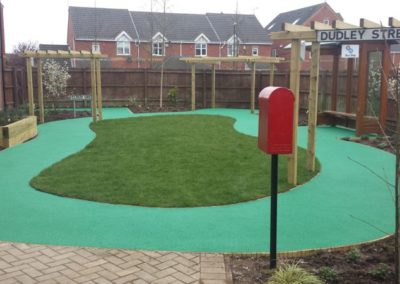 care home coventry surfacing