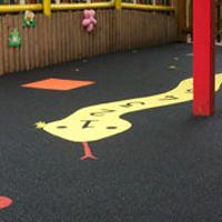 Playground Number Snake