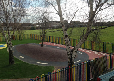 Reception Primary School Playground Refurbishment
