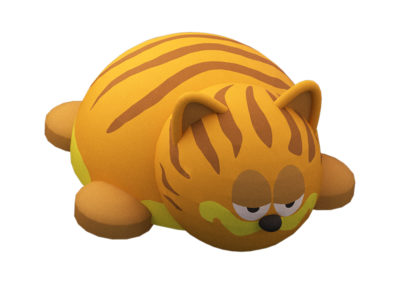 Cat 3D Animal