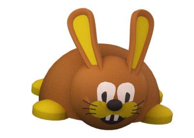 Hare 3D Animal