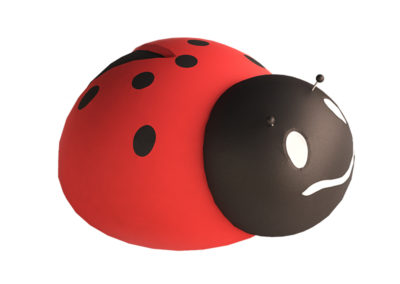 Ladybird 3D Animal
