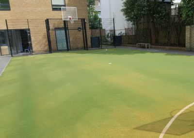 Matchwinner Sports Surfacing Installation