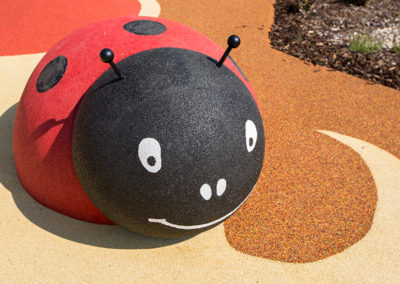 Playground Ladybird