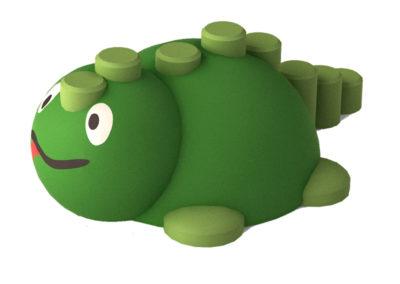 Reptile 3D Animal
