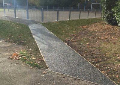 SUDS Surfacing for Pathways