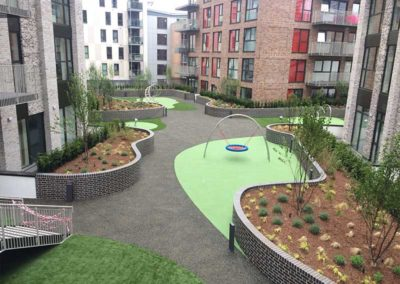 SUDs Bond Rooftop Surfacing