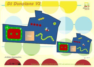 St Dunstans Design